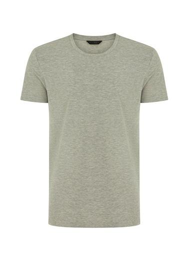 Penti Black-Grey Basic Regular 2Li Tişört Siyah